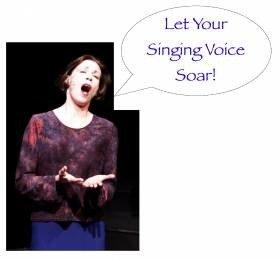 benefits of singing - soaring voice